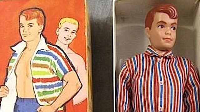 """Ken's """"Buddy"""" Named Allan Is A Real Doll"""