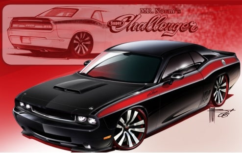 900 HP Super Cuda, Super Challenger By Mr. Norm To Debut At SEMA