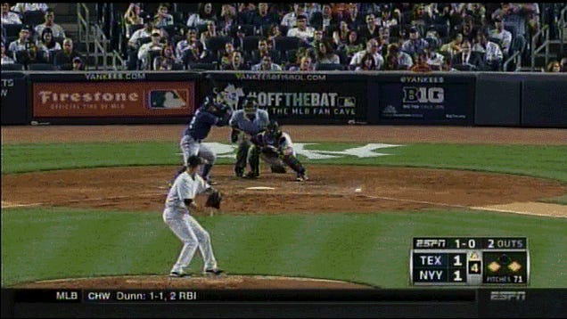 Yankees Pitcher Shane Greene Can't Throw To First To Save His L…