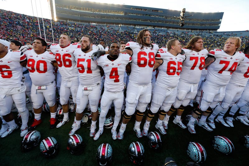 Lowsman Trophy Watch: Ohio State's O-Line Clears A Path