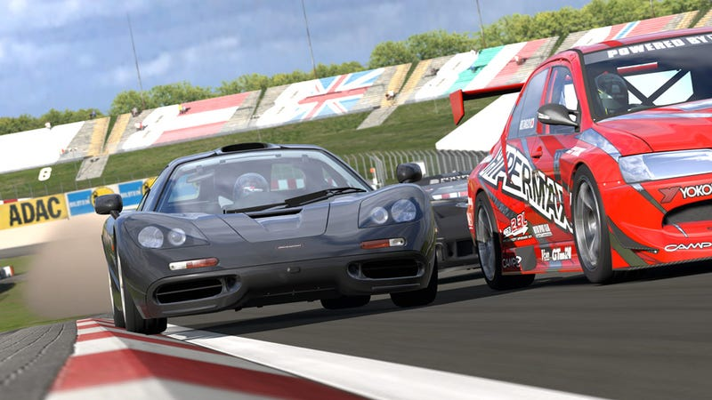 The Cars, Tracks of Gran Turismo 5