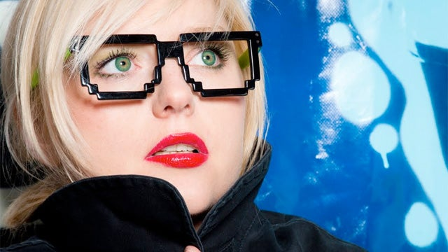 Now Four Eyes Can Look Cool In 8-Bit Glasses