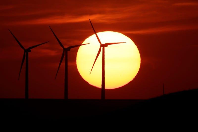 Tilting at Windmills: Wind Turbines Show up on Weather Radar