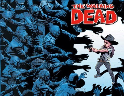 Robert Kirkman raises our hopes for an epic second season of The Walking Dead