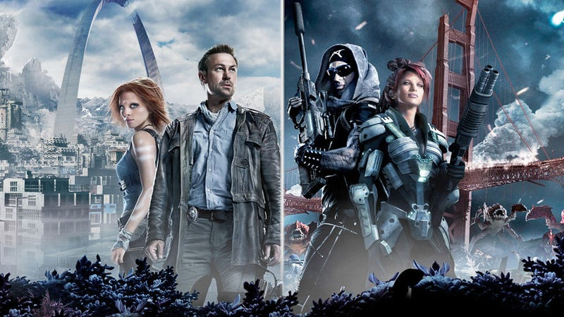 How Defiance Season 2 Plans to Get Its Multimedia Right