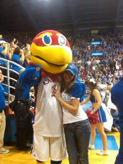 Kansas Coach Apparently Has Quite The Social Life (UPDATE)
