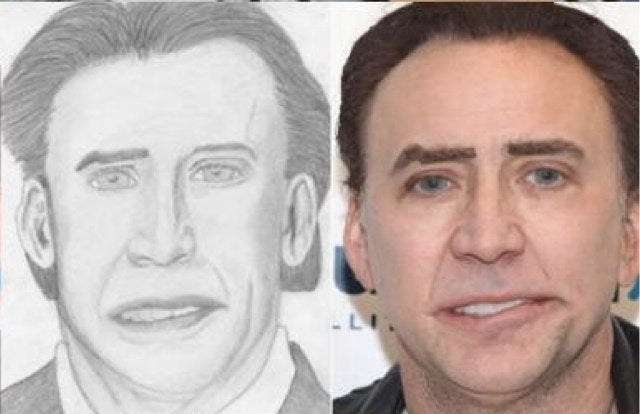 If Celebrities Looked Like Their Worst Fan Art
