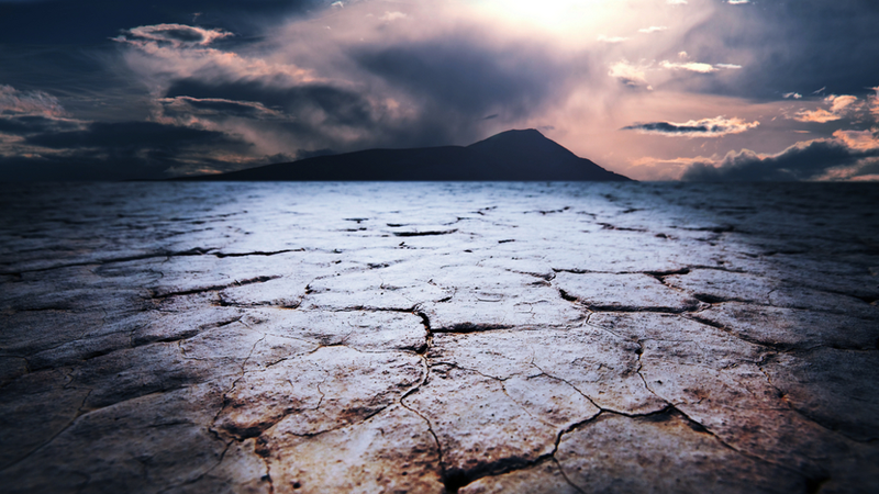 Did life on Earth emerge from clay?