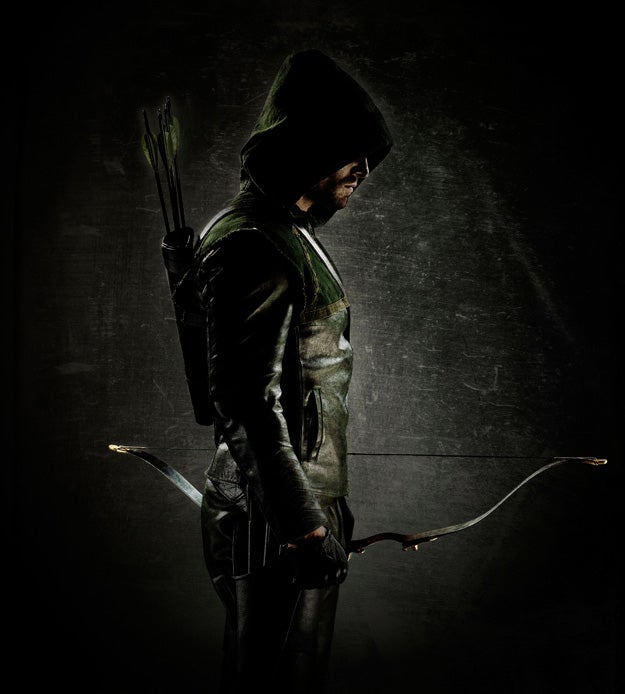 First Look at The CW's Gritty Spin on Arrow