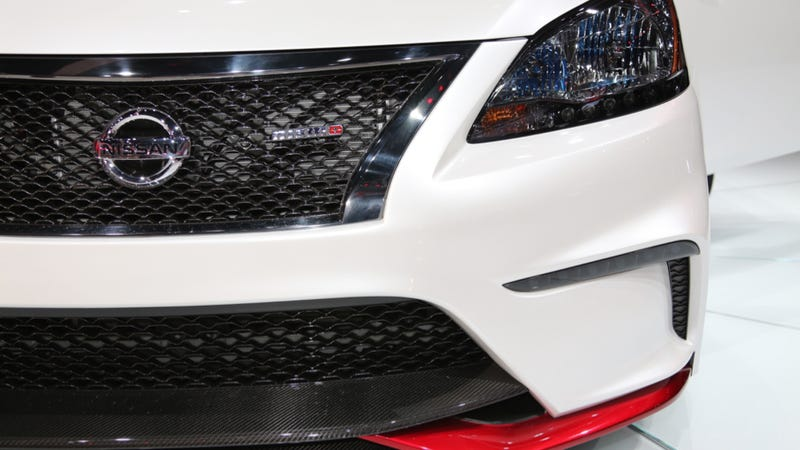 Nissan Sentra Nismo Concept Is A Sentra You Actually Want