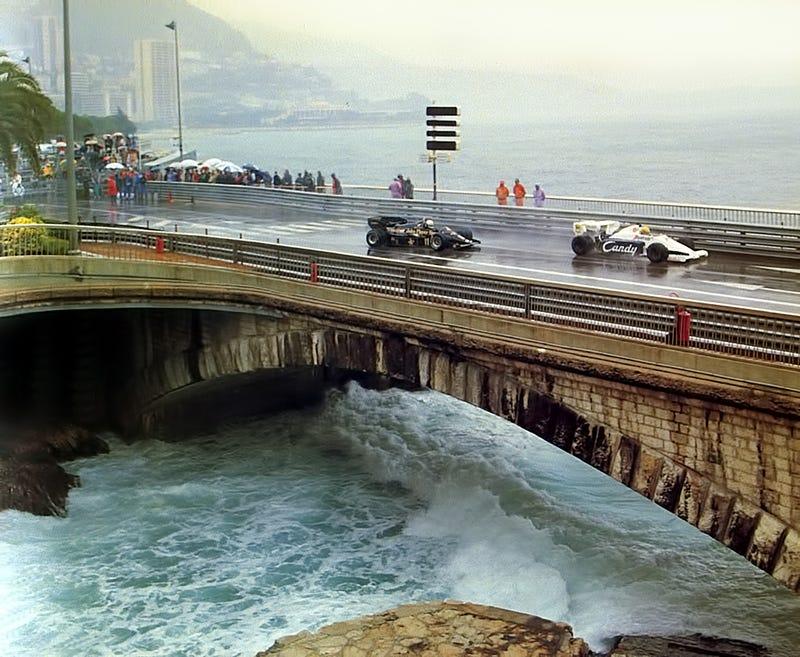 Monaco, 1984