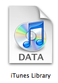 UltraNewb: How to move your iTunes library to an external drive