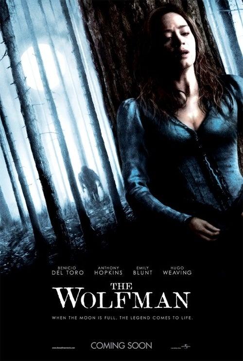 Wolfman International Posters 11/27/09