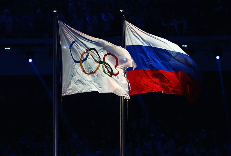 Report: Russian Olympic Doping Program Was Comically Impressive