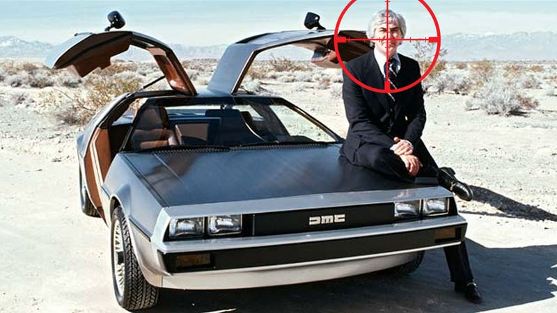 Did Ronald Reagan And Margaret Thatcher Conspire To Kill The DeLorean?