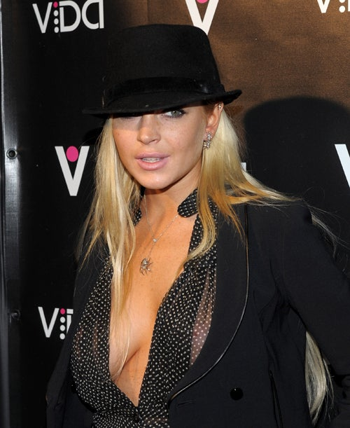Lindsay's Sex Tape To Hit The Internet; Tila's Rep Quits
