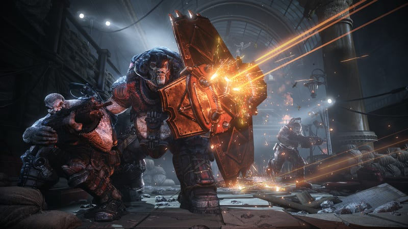 Gears of War: Judgment Gets New Maps and Multiplayer Mode Next Week
