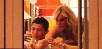 Congratulations, Cristiano Ronaldo Is Nailing Your Sister