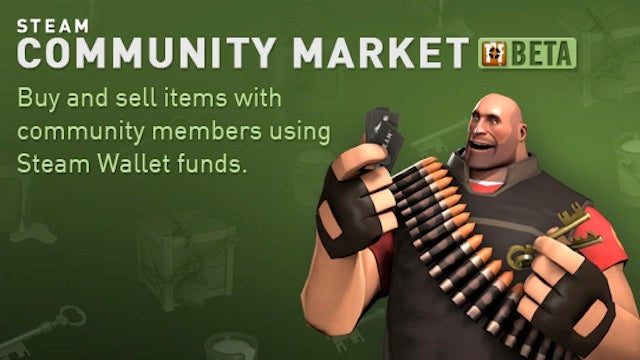 You Can Now Buy And Sell In-Game Items In Team Fortress 2, More Games Coming Soon