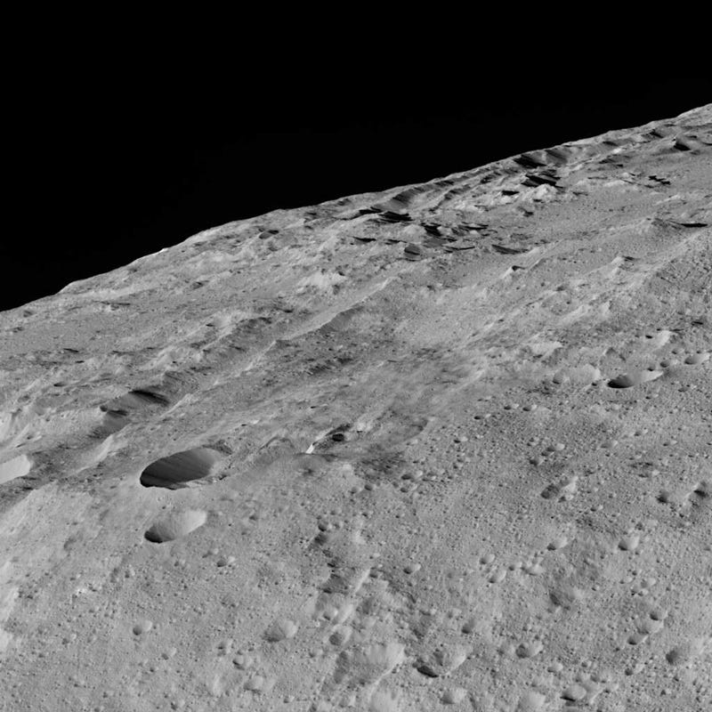 These Are the Closest Photos We'll See of Ceres. Ever.