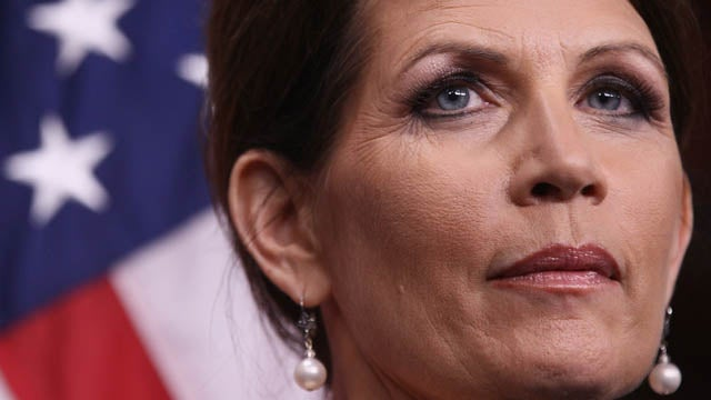 Bachmann Refuses To Discuss That Thing She's Always Talking About