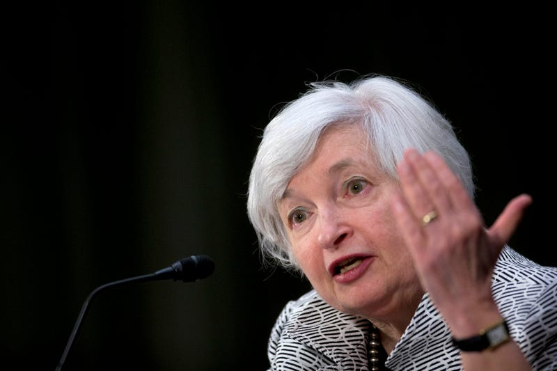 "Janet Yellen's New Code Word for the Bubble: ""Substantially Stretched"""