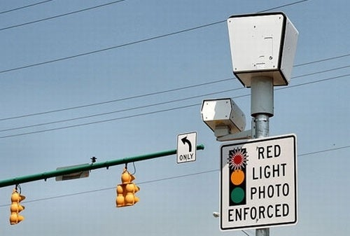 """Georgia Lawyer Orders Five Traffic Cameras To """"Show Up"""" In Court"""