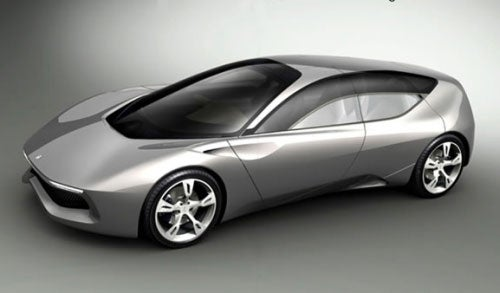 Pininfarina Sintesi Concept Fully Revealed