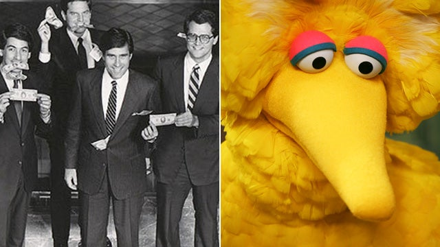 Mitt Romney's Plan to Whore Out Big Bird