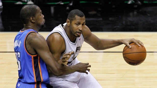 Boris Diaw Kicking Ass Is What The Playoffs Are All About