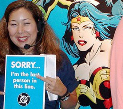 San Diego Comic Con: Not Really For Girls?