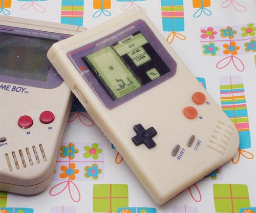 Game Boy Soap: For the 15 Minutes a Day You Can't Use a Real Game Boy