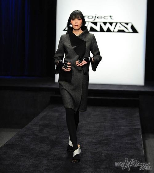 Project Runway: Black & White, Cuckoo Chanel & Ungapatchka