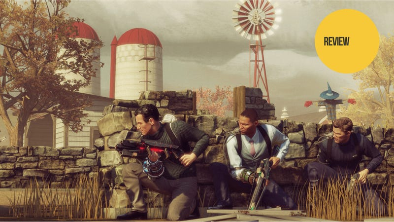 The Bureau: XCOM Declassified: The Kotaku Review