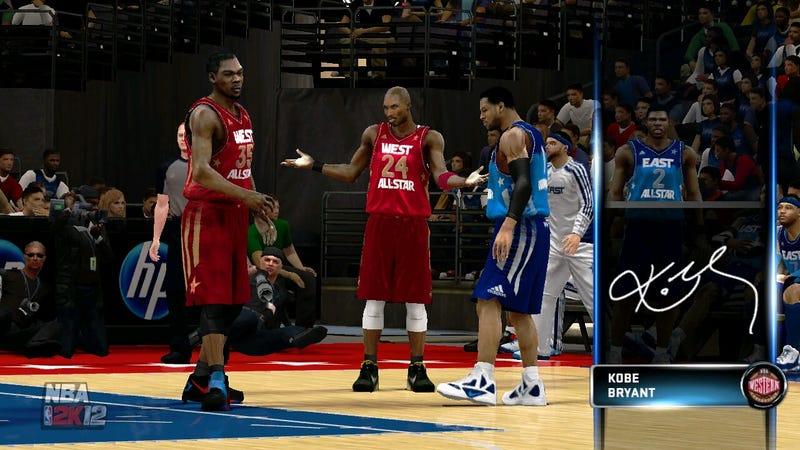 A Children's Treasury of NBA All-Stars Shrugging