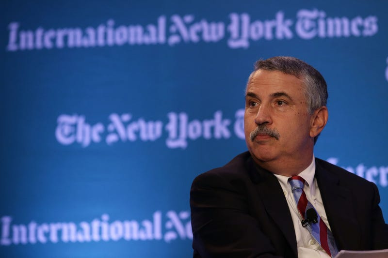 Four Words That Should Be Taken Out Back and Shot, by Thomas Friedman