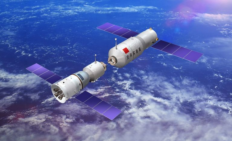 "America's X-37B spaceplane is ""probably"" spying on China"