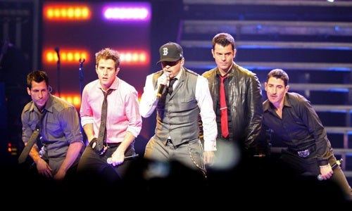 New Kids On The Block: They've Got The Right Stuff, Baby