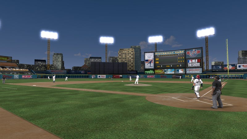Okay, Seamheads, Your Ultra-Real MLB The Show Rosters Have Arrived