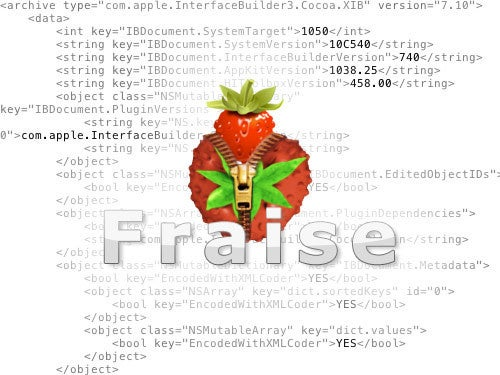 Fraise, Successor to Smultron, Continues Development of the Simple OS X Text Editor