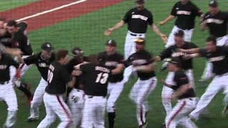 Louisville Stole Home To Beat Wake Forest On A Walk-Off