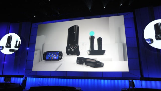 LIVE From Sony's E3 2011 Press Conference