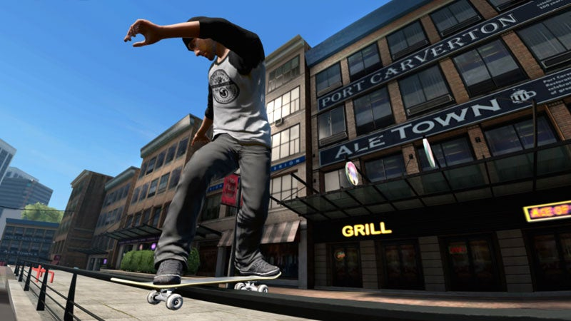 Skateboarding 'Has Run Its Course' As A Top Video Game Format