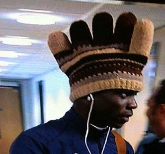 Mario Balotelli Does Thing