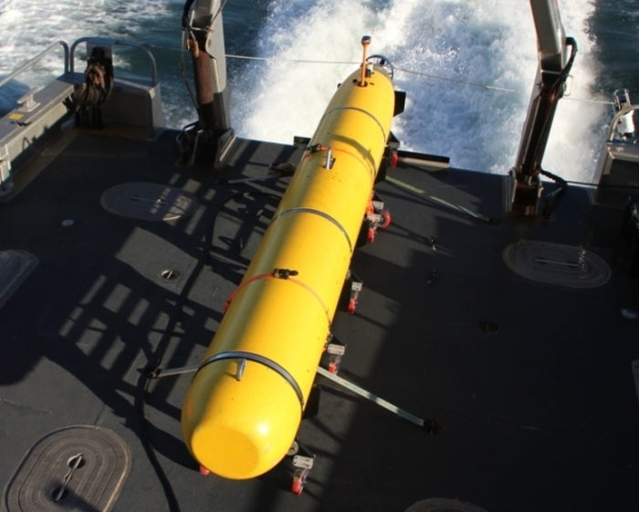 This Deep Diving Robosub Could Find the Remnants of Flight 370