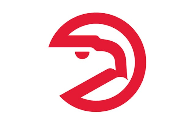 Atlanta Hawks Unveil Redesigned Pac-Man Logo