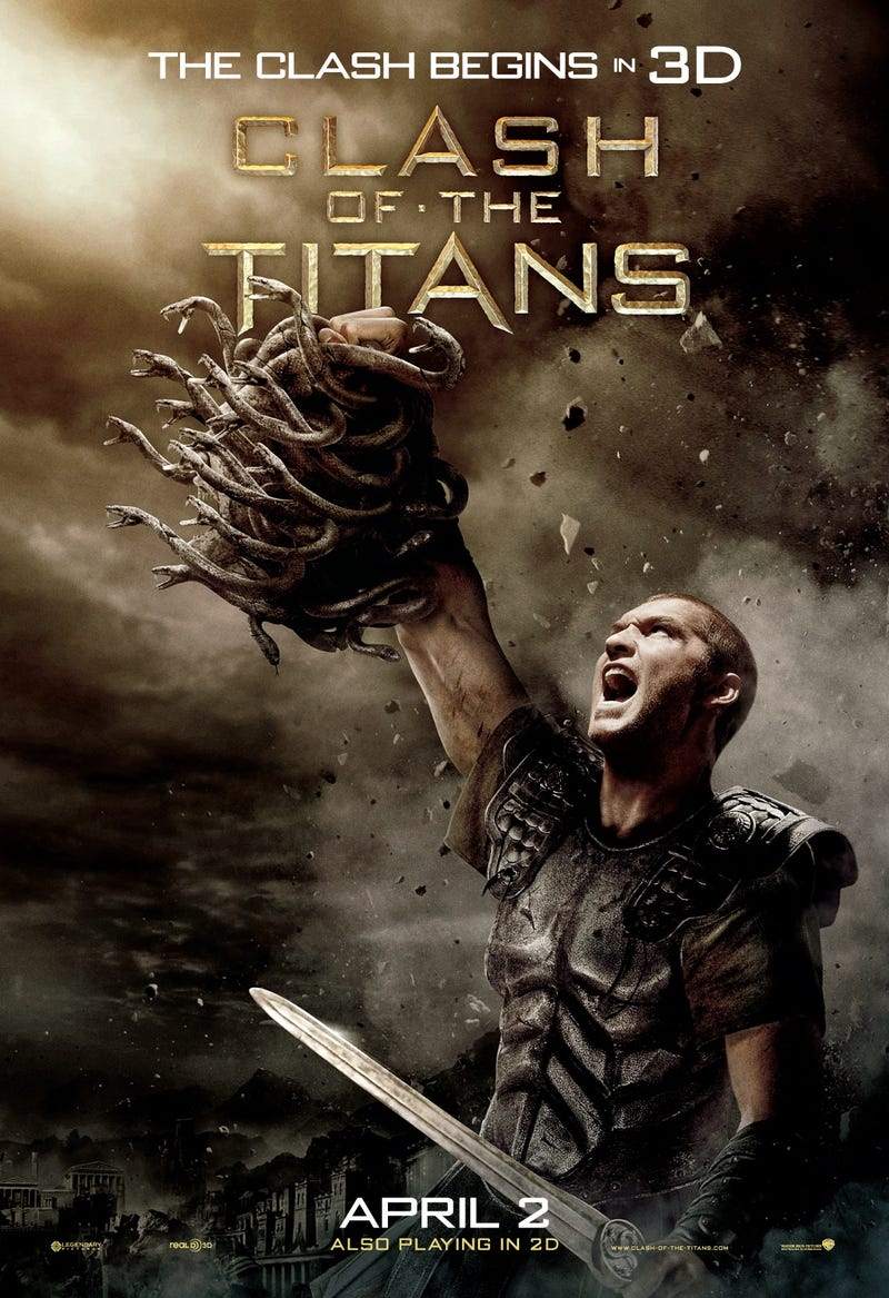 """Clash Of The Titans"" Taught Me That Hell Is Totally Awesome"
