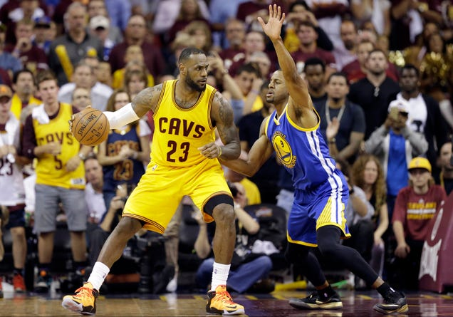 What Last Year's Spurs Taught The Warriors About Beating LeBron