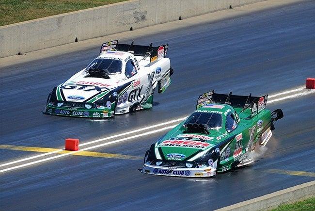 Random Rant: Identical Race Cars