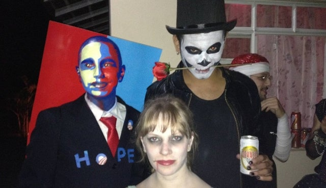 Put Away Your Halloween Costume — This Guy Already Won Every Contest